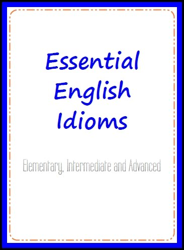 Essay About English Idioms