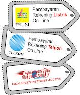 Menerima Pembayaran On Line :