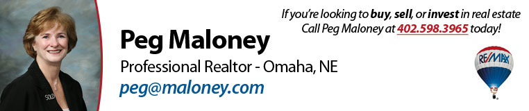 Peg Maloney - ReMax Real Estate - Omaha, NE