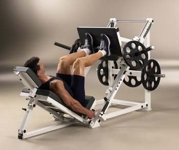 eccentric exercise machine
