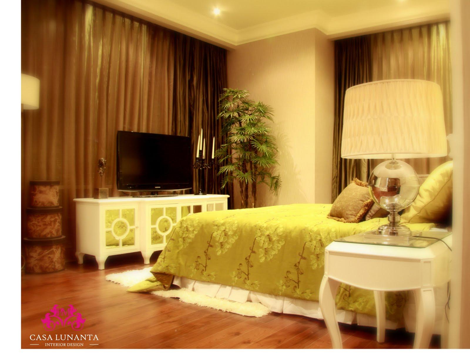 Color Palette Interior Design