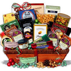christmas gift baskets on christmas holiday oriented items have in common in the united kingdom