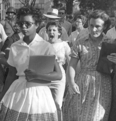litttle rock nine essay Little rock 60 years later looking back and looking ahead at the struggle to end segregated education issue 57, fall 2017 one of the little rock nine.