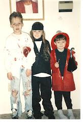 Nate, Shanie and Nick