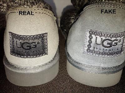 uggs fake tell