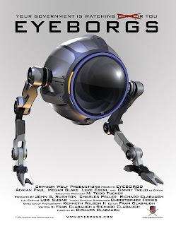 Filme Poster Eyeborgs DVDRip RMVB Legendado