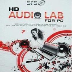 SRS HD Audio Lab 1.0.39 (2010)