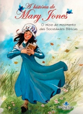E-book - A História de Mary Jones