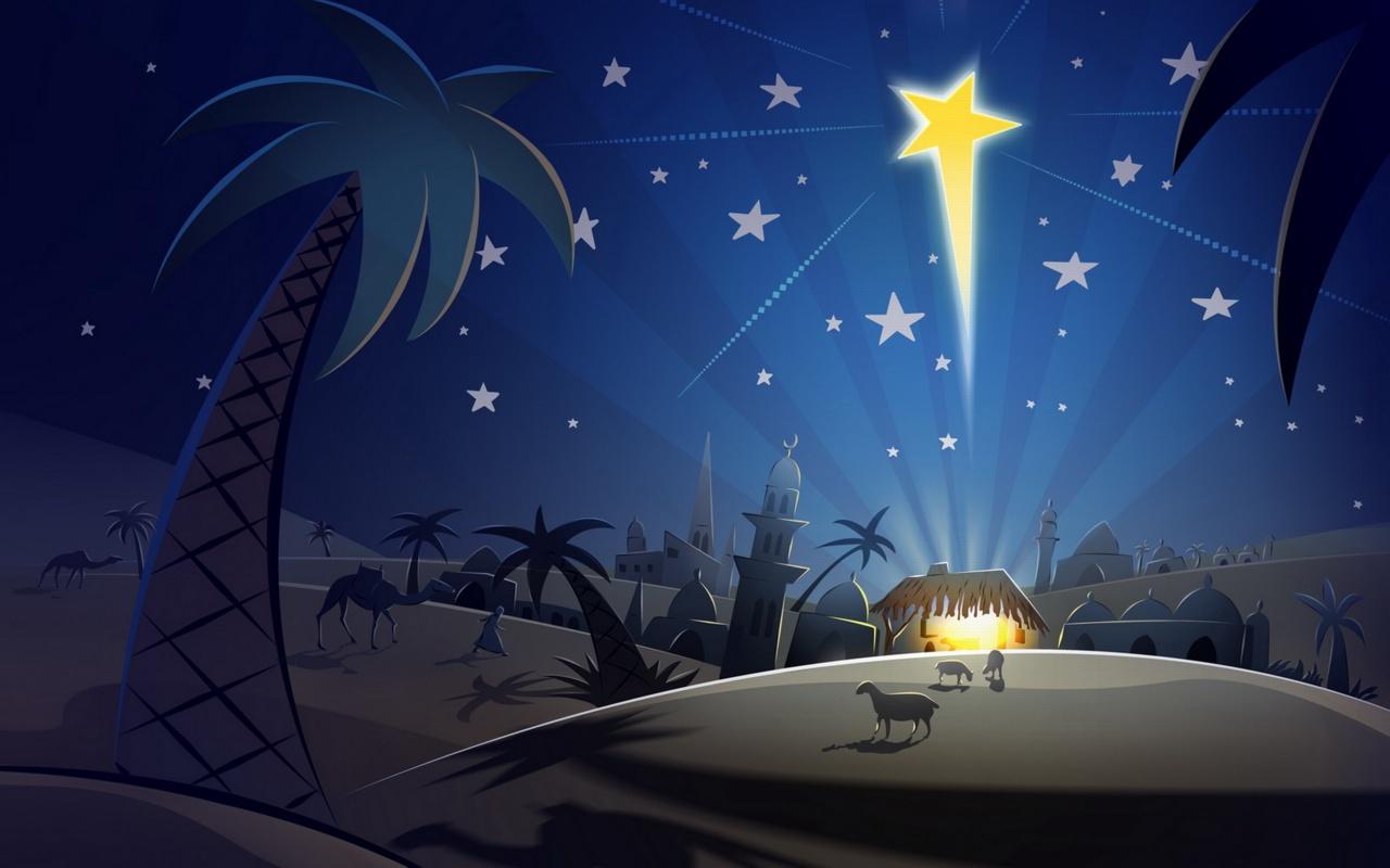 Uma oração a Deus sobre natal