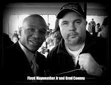 Cooney and Floyd Mayweather Jr