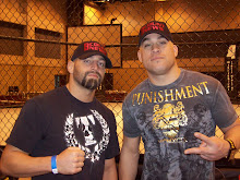Tito Ortiz & Tiki Ghosn Sportin The 8CN Gear!