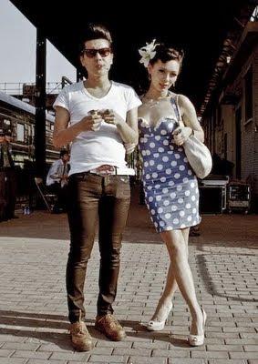 Beijing style, hot girl