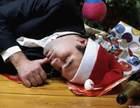 Drunk On Christmas Day