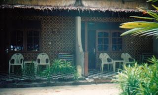 Cottage tipe Gurita Pulau Sepa Pulau Seribu Resort