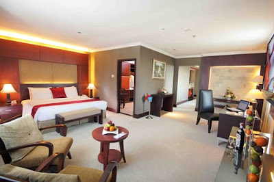Swiss Belhotel Tarakan accommodation type Presidential Suite