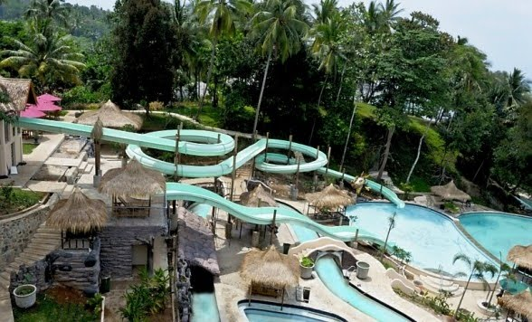 Hawaii Anyer Resort - hotel di anyer