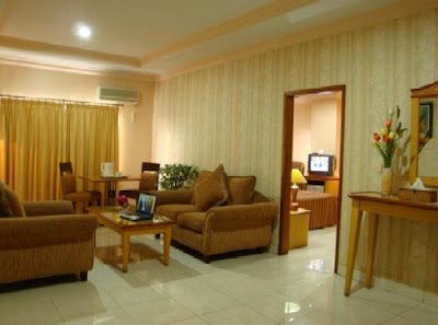 Gren Alia Cikini Jakarta Room Accommodations - Family Room