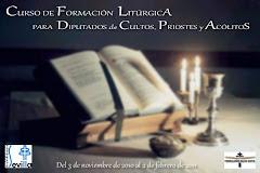 CURSO DE FORMACIÓN LITÚRGICA