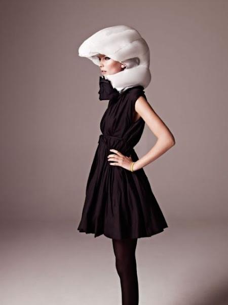 casco invisible para ciclistas