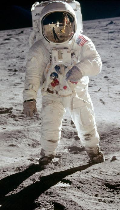 !!! Aldrin na Lua !!!