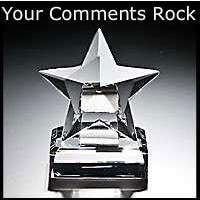 Comments Rock