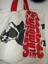HYSTERIC GLAMOUR TOTE BAG