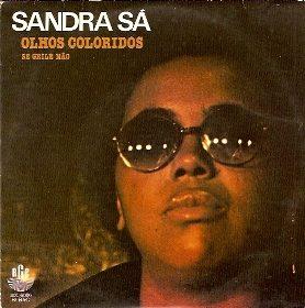 Sandra De Sá - Olhos Coloridos (Remix) (Trilha Sonora de Babilônia)