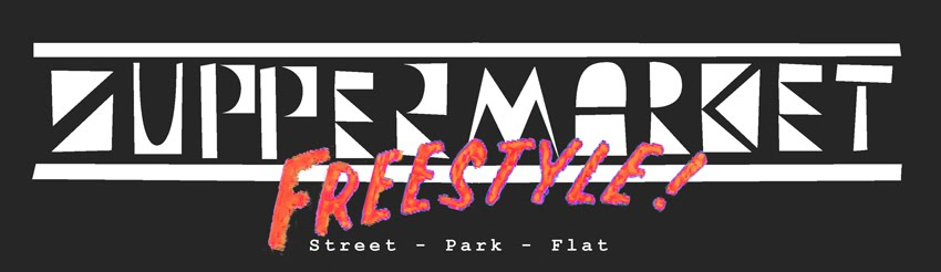 Zuppermarket BMX Freestyle Jam