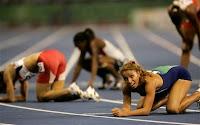La brasileña Lucimara Silva, plata en el heptathlon