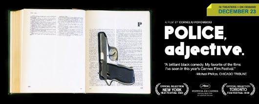 'Police, adjective', de Corneliu Porumboiu