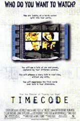 Afiche de 'Timecode'