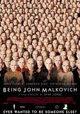 Afiche de '¿Quieres ser John Malkovich?'