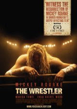 Afiche de 'The Wrestler'
