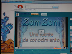 ZAMZAMWEB EN YOUTUBE
