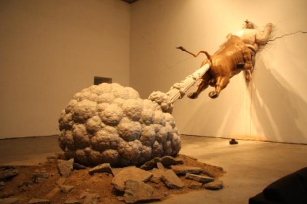 [Exploding+Bull]