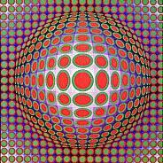 the op art  or optical art
