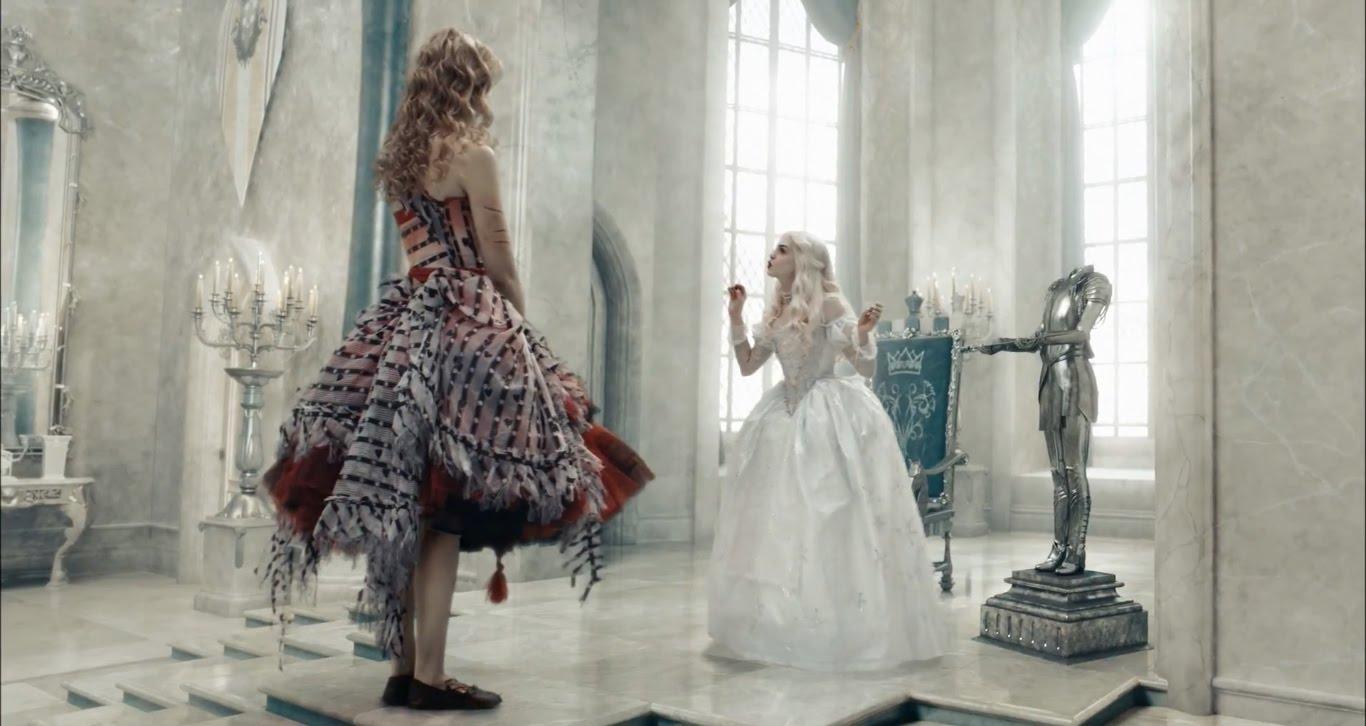 королева из алисы в стране чудес картинки