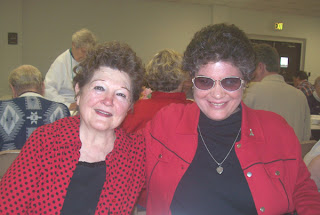 Laurel and long-time friend Millie