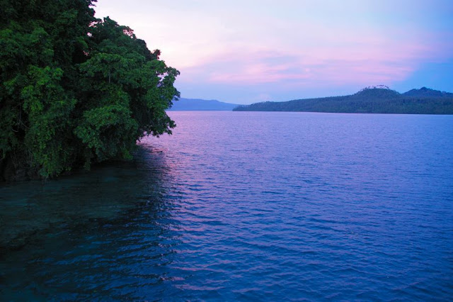 Resthorf Island PNG