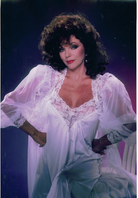 legendary dame photo of the day the joan collins