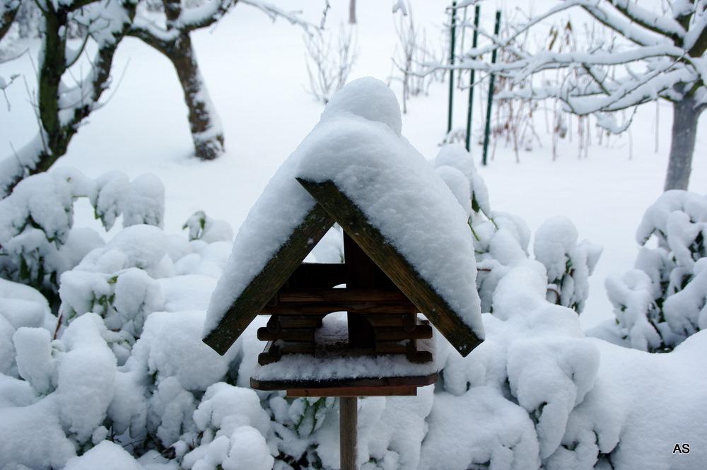 angelaspatchworkseite noch mehr schnee. Black Bedroom Furniture Sets. Home Design Ideas