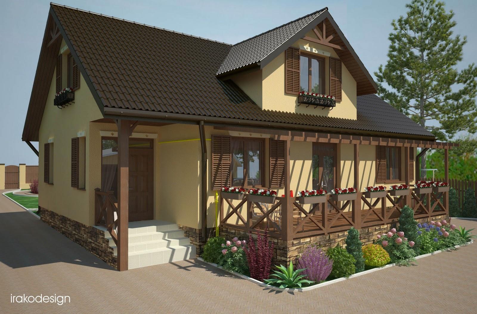 Проект реконструкції житлового