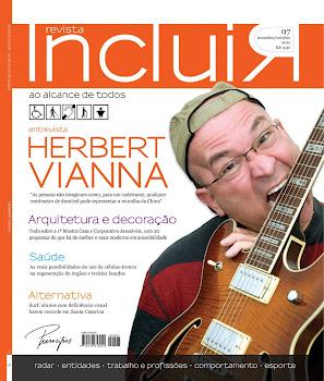 Entrevista para Revista INCLUIR Setembro/Outubro 2010