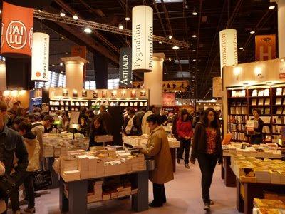 Espace temps libre: Le SALON DU LIVRE à Paris, éditon 2009 ...