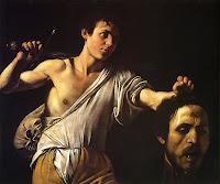 Michelangelos David - Goliath