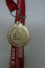 6th UMS open taekwondo tournament 19-24 MARCH 2010