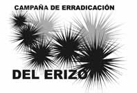 ERIZOS QUE HE ERRADICADO  DESDE QUE CREE EL BLOG EL 27-07-09