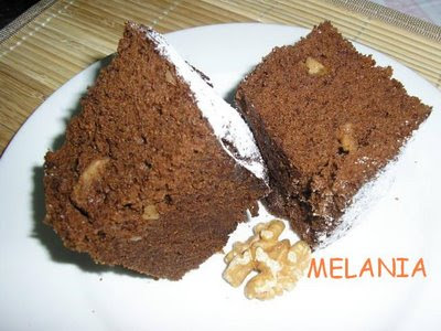 BROWNIE DE CHOCOLATE AL MICROONDAS BROWNIECHOCOLATE