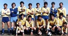 EQUIPO CAMPEON DE LA SEGUNDA RUEDA DEL TORNEO DE YOUNG AÑO 1988