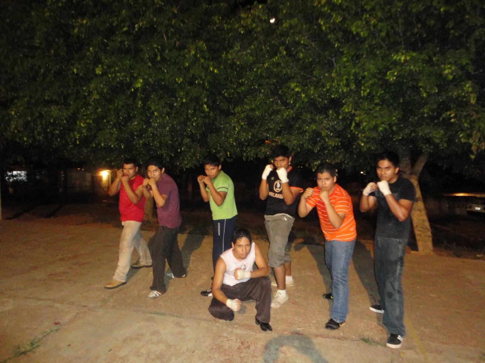 Gimnasio de boxeo el zurdo boxeadores for Gimnasio de boxeo